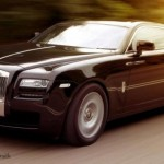 This is how the new Rolls Royce Wraith might look like