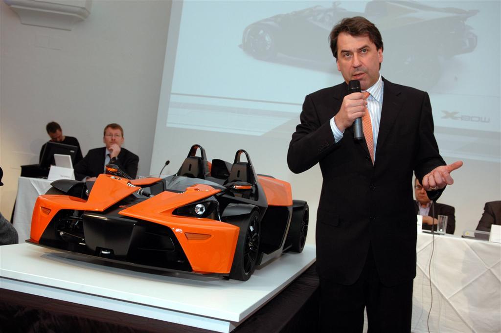 Stefan Pierer outlines KTM and Husqvarna plans for India