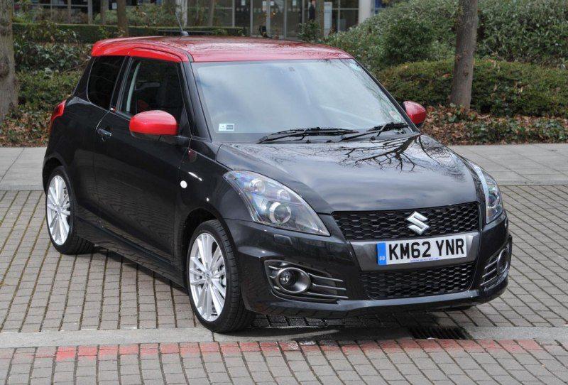Suzuki Swift Sport SZ-R limited edition launched in UK car market