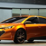 New 2014 Toyota Corolla to make its debut on June 6