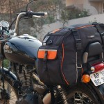 ViaTerra Claw: All in One Motorcycle Luggage system