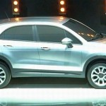 Fiat 500X Might be Headed to Geneva