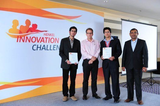 SRM University wins National Finals of Henkel Innovation Challenge 6