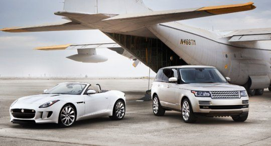 Jaguar Land Rover January 2013 Sales Report