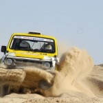 Maruti Suzuki Desert Storm 2013 flag off on Feb 18 at Delhi
