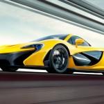 McLaren P1 Performance Figures Revealed