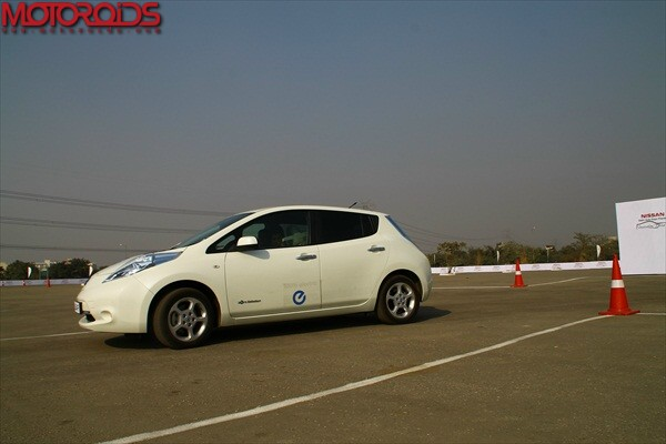 More than 50000 Nissan LEAF sold in 2 Years