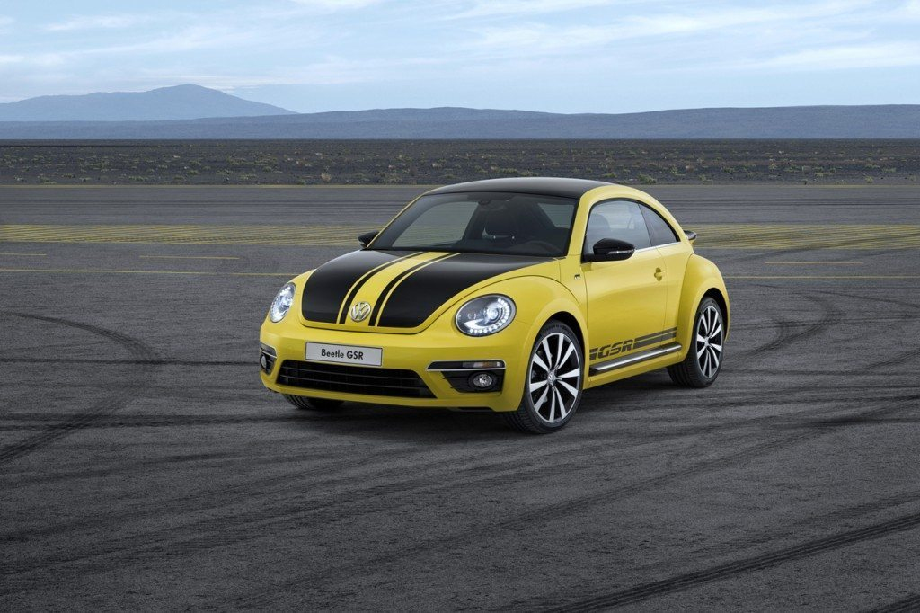 Revealed: Volkswagen Beetle GSR and the R-Line Convertible