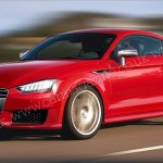 2014 Audi TT MKIII: Rendering and Details