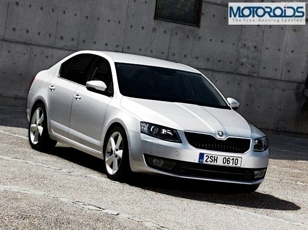 Have you seen the 2013 Skoda Octavia TVC?
