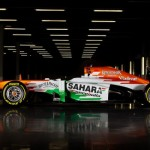 Sahara Force India F1 on 2013 Formula 1 Rolex Australian Grand Prix