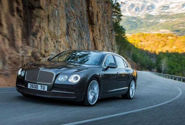 2014 Bentley Flying Spur Unveiled at Geneva