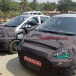 More Pics of the 2014 Hyundai i10 testing in India