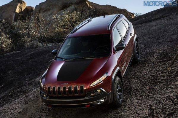 2014 Jeep Cherokee : Pics and all the details