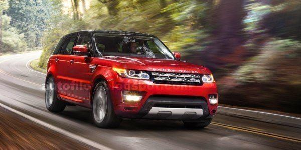 2014 Range Rover Sport Pics Leaked Before Debut