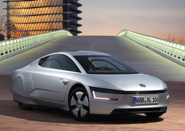 2014 Volkswagen XL1 Production Variant Unveiled at Geneva