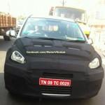 2014 Hyundai i10 diesel variant spotted in Chennai
