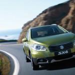 2014 Suzuki SX4 Unveiled at Geneva Motor Show