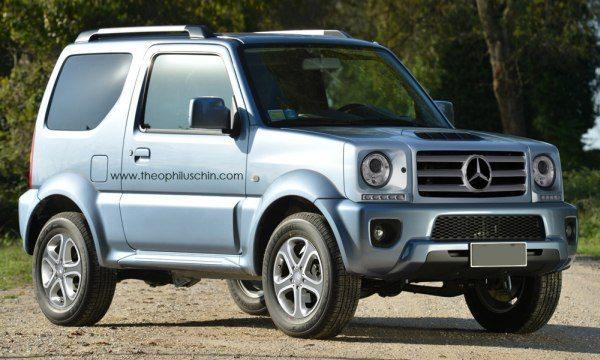 Mercedes GLG Class: More Details Emerge
