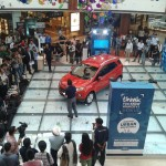 Production spec Ford EcoSport Unveiled in New Delhi. Launch Soon