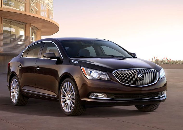 2014 Buick LaCrosse photos and other details