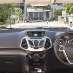 We have a look at the Interiors of the Ford EcoSport