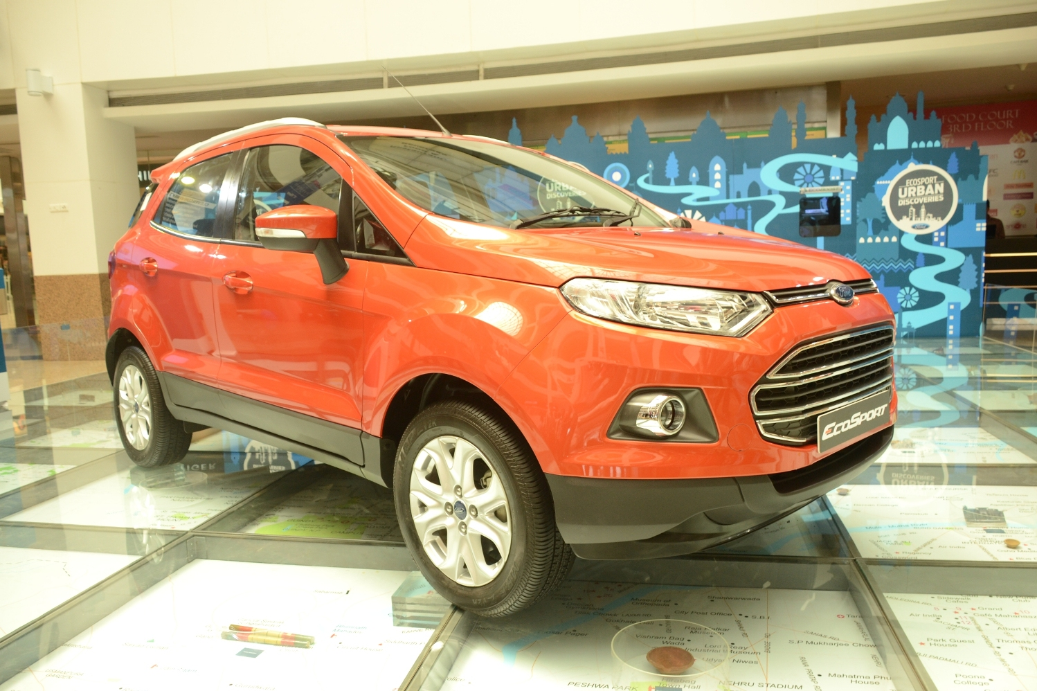 Ford India wants to do a Figo with the EcoSport exports