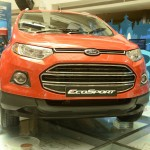 Ford EcoSport to be showcased at Chandigarh and Bangalore from 29-31 March
