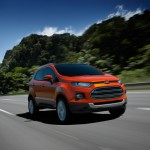 Ford EcoSport TVC for Indian market