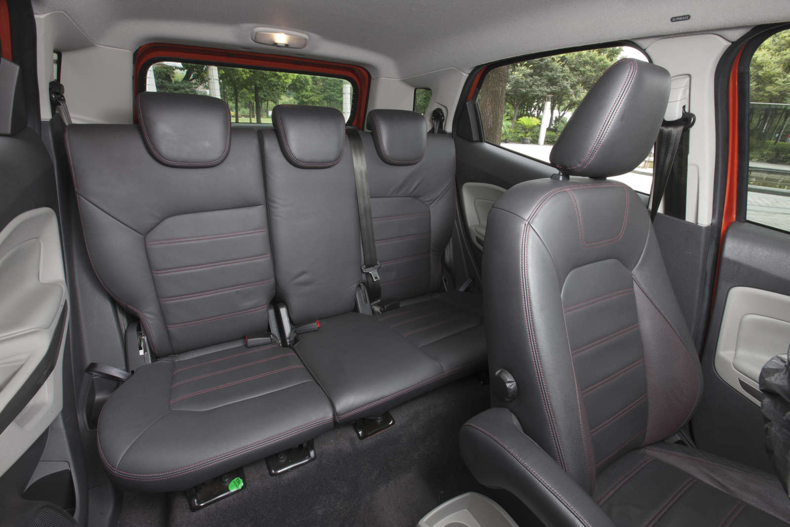 Ford EcoSport Car Interior