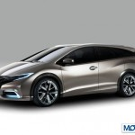 Honda unveils the Civic Tourer Concept at 2013 Geneva Motor Show