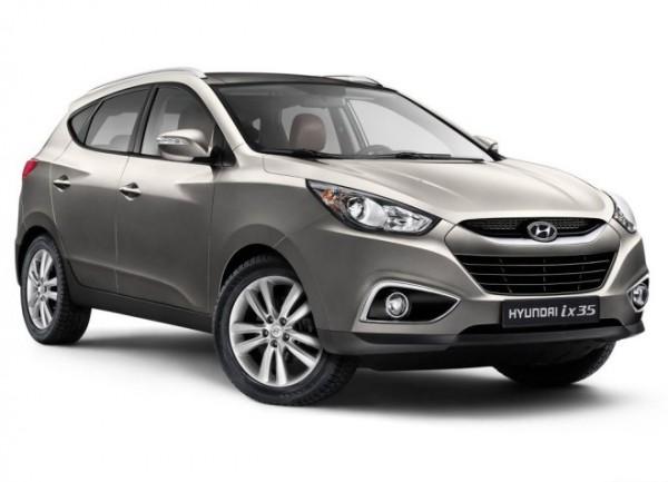 Hyundai Tuscon Fluidic aka ix35 might be headed to India