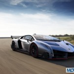 Lamborghini Veneno race supercar celebrates 50th anniversary of Lamborghini at Geneva