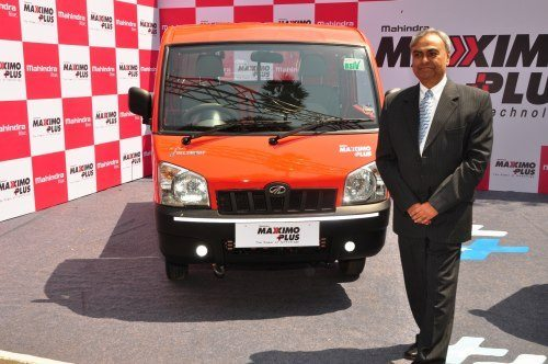 New Mahindra Maxximo Plus Mini-truck Launched @ INR 3.4 lakhs