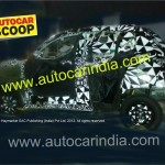 Mahindra S101, EcoSport Rival, Spotted Testing. XUV300?