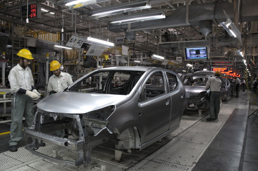 Maruti Suzuki to add third assembly line at Manesar