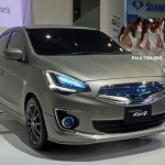 Mitsubishi Concept G4 sedan Unveiled at Bangkok