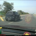 2014 Hyundai i10 aka Brilliant Caught Testing in India