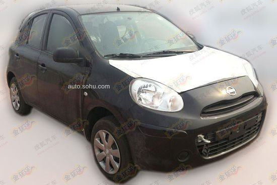 Nissan March (Micra) to get supercharged 1.25 litre engine