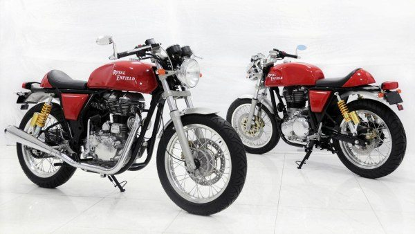 Royal Enfield not working on a 250cc bike. Cafe Racer 535cc next launch