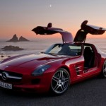 Mercedes SLS AMG clocks the fastest lap by a production car at BIC
