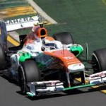 Sahara Force India F1: 2013 Australian Grand Prix Free Practice Report