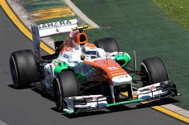 Sahara Force India and Mercedes-Benz announce long-term powertrain supply agreement