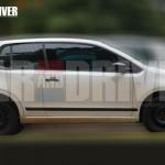 Brazil spec Volkswagen Up! LWB Spotted Testing