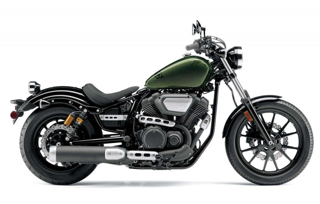 Yamaha Star Bolt R
