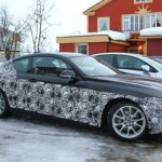 Production Spec BMW 4 Series Coupe Spotted Testing