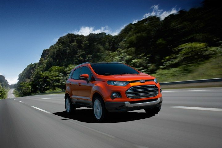 Ford EcoSport Diesel variant might be soon launched in Argentina