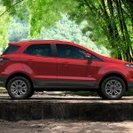 More than 150 experts to drive the Ford EcoSport in Goa this month