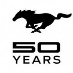 New Logo to celebrate Ford Mustang's 50th Anniversary