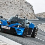 KTM X-Bow GT Showcased at Geneva Motor Show